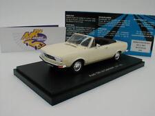 "Autocult Avenue 43 60011 - AUDI 100 LS Cabriolet Bj. 1968 in "" elfenbein "" 1:43"