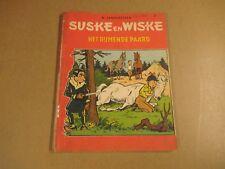 SUSKE EN WISKE 1° DRUK TWEEKLEURENREEKS N° 48 - HET RIJMENDE PAARD