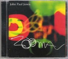 JOHN PAUL JONES - Zooma - CD new