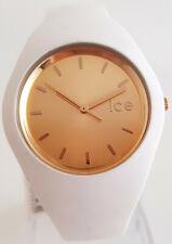 Ice-Watch Chic White Gold Unisex ICE.CC.WGD.S.S.15 Small Damenuhr Uhr neu 186