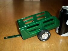 NYLINT TOY TRAILER, PRESSED STEEL METAL TOY, SCALE 1:18, VINTAGE