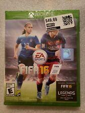 FIFA 16 Microsoft Xbox One, 2015 SEALED NEW