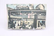 Ansichtskarte Neptunsfeier am Äquator Feldpost