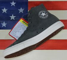 CONVERSE Chuck Taylor SAMPLE ALL-STAR HI Rock Grey Nubuck Shoe [159748C] Men's 9