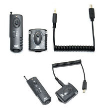 JJC JM-PK1 II Wireless Shutter Release For PENTAX K-70 K70 replace PENTAX CS-310