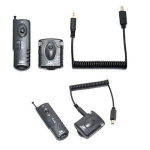 JM-DII Wireless Shutter Release Panasonic GH4 GX7 DMC-GH3 GH5 S FZ300 G7 DMW-RS1