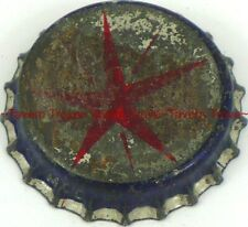 V1 1950s Minneapolis NORTH STAR BEER cork-lined crown Tavern Trove