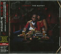 R.KELLY-THE BUFFET-JAPAN CD F92