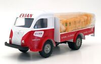 Norev 1/43 Scale 3/94 - Renault 2.5T Evian With Bottle Crate Load