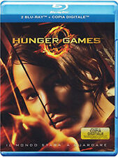 Blu Ray • Hunger Games (2012) AZIONE JENNIFER LAWRENCE ITALIANO