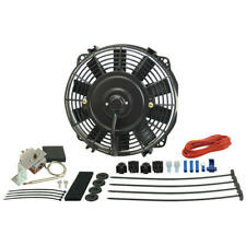 """Derale Engine Cooling Fan Assembly 16308; Dyno-Cool 8"""" Single Electric"""