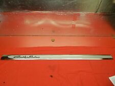 NOS 64 Ford Country Sedan LH Front Fender Moulding #C4AZ-16004-F NICE
