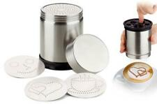 Decora cappuccino Forever spargicacao spargi cacao latte caffe' 4 dischi - Rotex