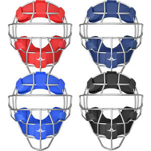 All-Star Traditional Baseball Catcher's Mask with Luc Padding