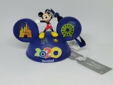 Disneyland Disney 2020 Mickey Mouse & Friends Light-Up Ear Hat Ornament NWT!