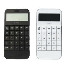 Mini Pocket Cheap Universal Display Digit Calculator Black Electronic White