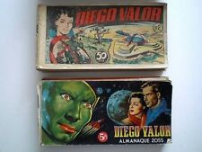 DIEGO VALOR, Coleccion Tebeos  (1954) (100 ejemplares)
