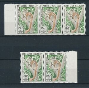 [15216] Madagascar 1973 : Fauna - 5x Good Very Fine MNH Stamp