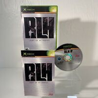 RLH Hunt or be Hunted Xbox Original Interplay Game