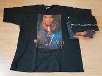 Michael Jackson t-shirt shirt lot of 5 NY concert 30th anniversary xxl