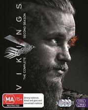 Vikings S2 Season 2 Blu-ray Region B