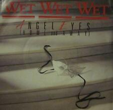 "Wet Wet Wet(7"" Vinyl)Angel Eyes-The Precious Organisation-JEWEL 6-UK-VG/Ex"