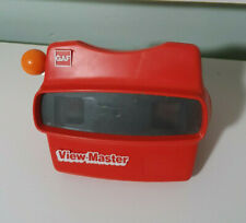 GAF VIEWMASTER RED MADE IN USA