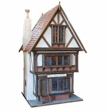 Handmade Tudor Houses for Dolls