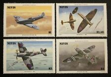 Timbre NEVIS (NIEVES) - Yvert et Tellier n°361 à 364 n** Mnh (Cyn31) Stamp