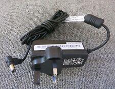Verifone PWR282-002-01-A CAP009092B UK Plug AC cargador adaptador de corriente 9W 9V 1A