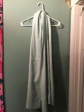 Mint Blue Oversized Scarf Urban Outfitters NEW WITH TAGS Huge Scarf Large Scarf