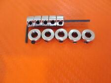 10 Stück Stellringe Klemmringe 4mm Stellring Radachse Stellring Sicherungsring