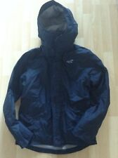 Men's Small Navy All Weather Jacket from Hollister