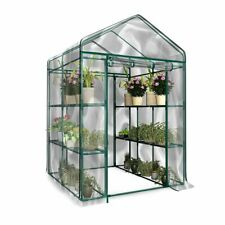 Greenhouse Cover Waterproof Anti UV Protect Plants Flowers Corrosion Resistant