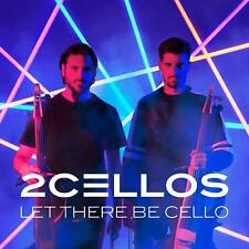 2CELLOS LET THERE BE CELLO CD (Released October 19th 2018)