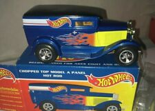 HOT WHEELS 1931 FORD CHOPPED EASTWOOD AUTOMBILIA 1:25 Stock# 316500