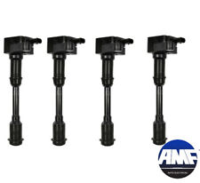 New Set of 4 Ignition Coil for Ford Escape Fiesta Fusion 1.6L - UF674