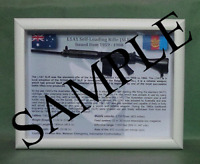 SLR, L1A1 Self Loading Rifle, Australian Defence Force