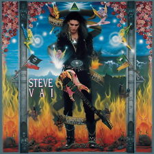 Steve Vai Passion And Warfare 90`s Relativity CD Album