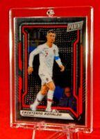 National VIP Cristiano Ronaldo Portugal White Jersey Fantastic Chrome Look CR7