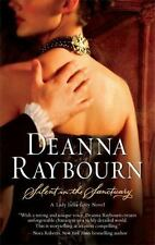Silent in the Sanctuary by Deanna Raybourn (2009, Paperback) CC1179