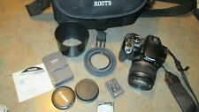 Canon EOS Digital Rebel XTi DSLR Camera DS126151 w/ Canon  EF-S 18-55mm Lens and