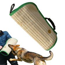 Jute Dog Bite Sleeve K9 Training Arm Shoulder Protection Dog Bite Tug Heavy Duty