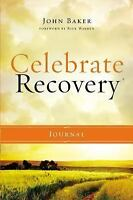 Celebrate Recovery Journal Updated Edition