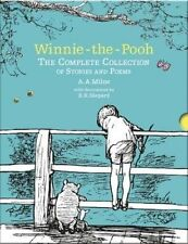 Winnie-the-Pooh: The Complete Collection of Stories and Poems by A. A. Milne (Hardback, 2016)