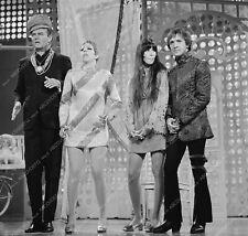 8b20-5876 Harvey Korman Carol Burnett Sonny & Cher comedy skit 8b20-5876