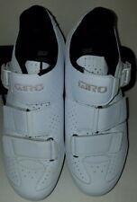 Giro Trans E70 Carbon Composite Cycling Biking Shoes White Mens 39.5 us 7