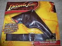 INDIANA JONES GUN BELT HOLSTER COSTUME PROP NEW RU8191
