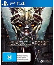 Blackguards 2 PlayStation 4 Ps4 Game