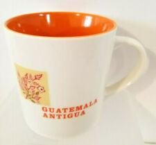 Starbucks Guatemala Antigua Cup Mug Latin America 2005  NEW old STOCK